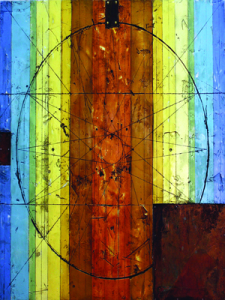 Mandala Direction 36 by Curtis Olson